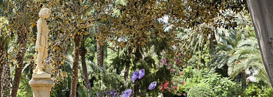Jardines de Abril