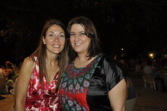 Marta de La Trastienda e Isabel de Jardines de Abril