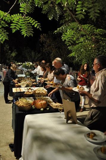 Mesas propuestas culinarias