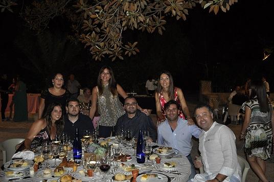 Sonia & Javi & amigos