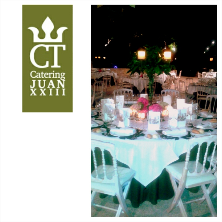 Catering Juan XXIII - Finca Eventos Jardines de Abril