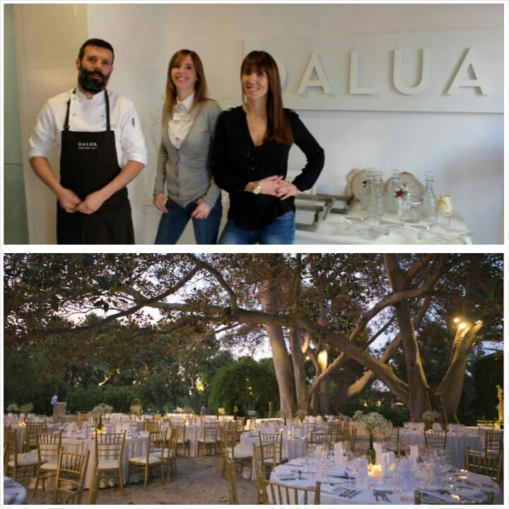 Dalua Catering - Finca para Eventos Jardines de Abril