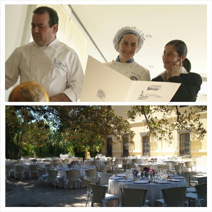 Finca Eventos Jardines de Abril - La Cantera Catering