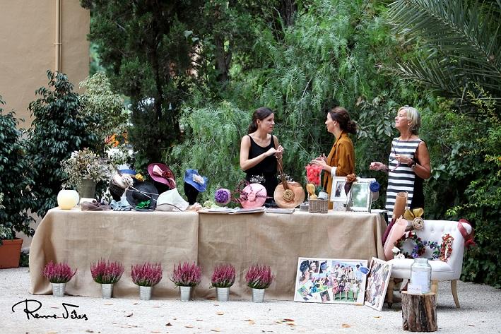 Murpireta - Showroom de bodas - Finca eventos Jardines de Abril